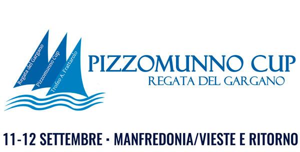 Regata del Gargano - Pizzomunno Cup - Logo